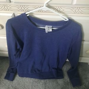 Long sleeve shirt/sweatshirt